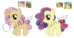 MLP Shipping Adoptables by chunk07x