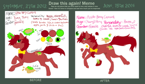 Draw This Again .:Meme:. by ProtoSykeLegacy