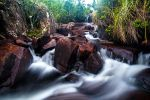 Arve Waterfall by alexwise