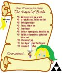 What I Learned From Zelda: 3 by starbuxx