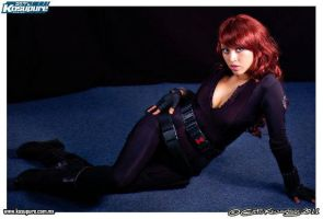Black Widow 4 by HikariKosmaker