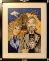 SubGenius Gothic by SicNTwysted
