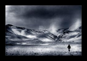 Out there by heida