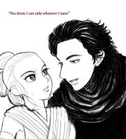 Reylo2 by YestherDey