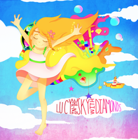 Lucy in the sky with diamonds by M0nzteer