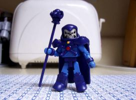 Custom Skeletor Minimate by Raggletag