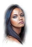Marina Nery by kenernest63a
