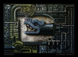 The Serpent Machine by hunterkiller