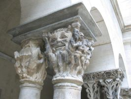 Cloisters - Grin by emera