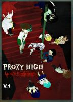 Proxy High: Jack's beginings -Manga Cover- by EP-EpicSlave