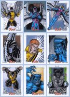X-Men Archives A by tonyperna