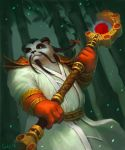 Panda Kolby priest by lowly-owly