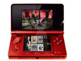 Alice Madness Returns 3ds by ghostamy101