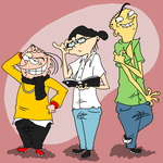 Request: Ed, Edd, n Eddy by TsukiOhkami