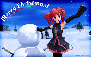 MMD Christmas Gift - 2012! DOWNLOAD by MMDFakewings18