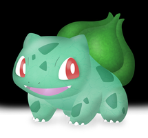 Pokemon Revamps: Bulbasaur by Susyspider
