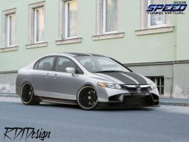 New Civic by RDJDesign