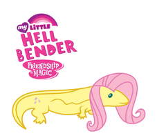 My Little Hellbender by UrpleB3atin