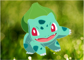 Bulbasaur by jagged66