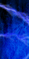Electric Blue :Custombox Background: by CustomBoxBackgrounds