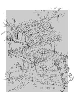 Tree House 001 by SeanLenahanSD