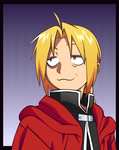 Edward Elric by Ironcid