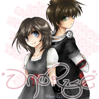 .Shoujo weekly pair by cHlanG2x