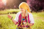 Skyward Sword : Zelda by Shappi
