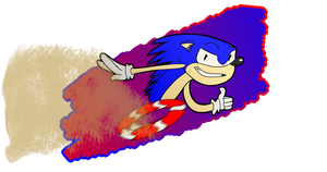 Sonic the H. by MDStudio1