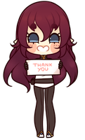 Thank You [P] by LucciolaCrown