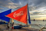 Coke Sails by CashMcL