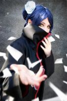 Konan Cosplay by a4th