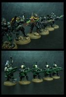 black scorpions, reapers by thevampiredio
