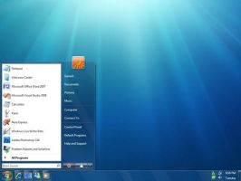 Windows 7 theme for Vista by ganesh-india