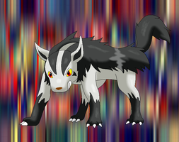 262.Mightyena by pokemonlover5673