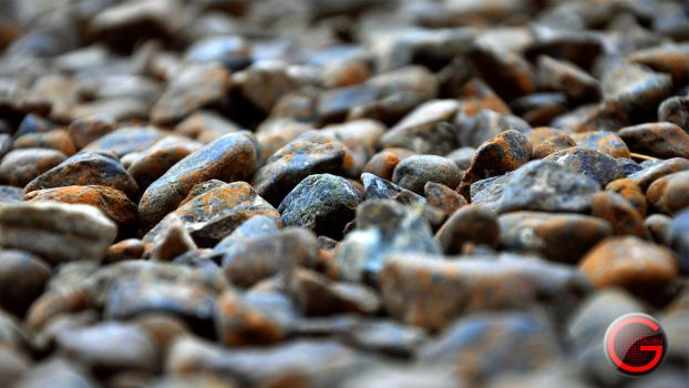 Stones with Depth of Field by StudioG experts by thegoher2009