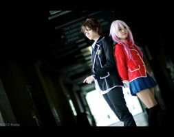 Guilty Crown by Bakasteam