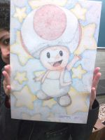 toad by S-L-J-Rabling