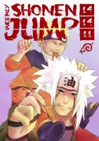 NARUTO Shonen Jump Cover 2 by Bestrice