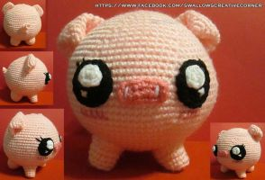 Bubble Piglet by swallowtt