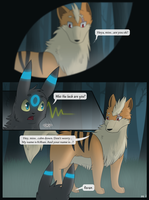 Warm Shadow - M1 - Pg2 - Whispering Shadows - PMDU by Raven-Kane