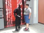 Star Wars Weekends 2014: Staredown With Darth Maul by CrimsonTuba1069