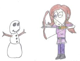 SS - Do you want to build a snowman? by Crash-the-Megaraptor