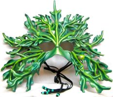 Greenman by RiverGypsyArts