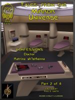 Confessions - Book 2 of 6 - Dr Katrina by PDSmith