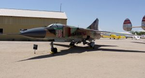 Mikoyan Mig-23MLD by shelbs2