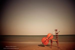 Cello Concert for nature 5 by Mircea-Marinescu