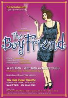 The Boy Friend Poster by legley
