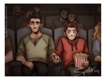 Movie Date by spider999now
