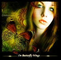 On Butterfly Wings by RestlessNights